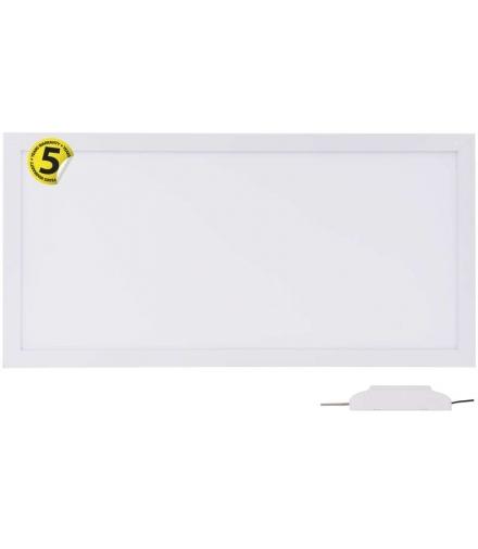 Panel LED 30×60 18W IP20 neutralna biel EMOS ZR2212
