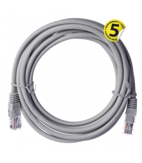 Patch kabel UTP Cat5e, 3m EMOS S9124