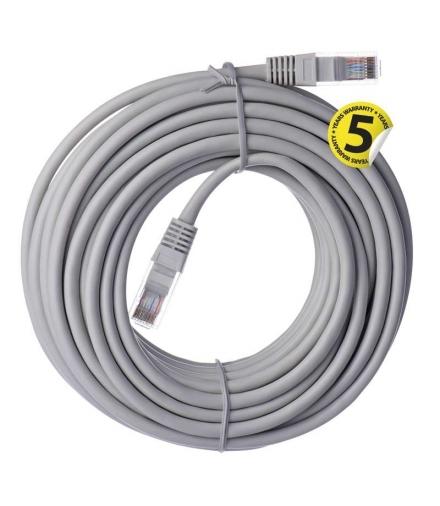 Patch kabel UTP Cat5e, 10m EMOS S9126