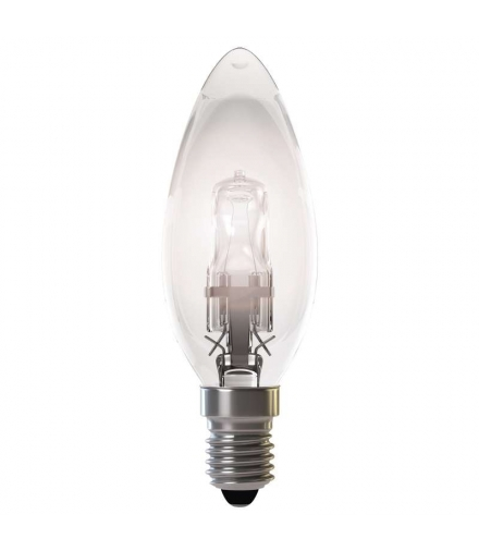 Żarówka halogenowa Eco candle 28W E14 ciepła b. ściemnialna EMOS ZE0902