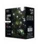 Lampki choinkowe 180 LED 18m CW, timer EMOS ZY0804T