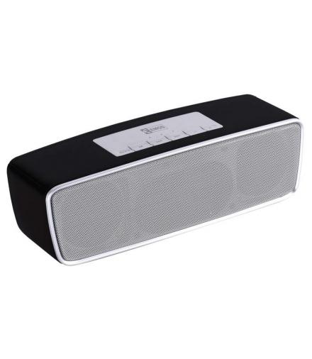Głośnik Bluetooth z radiem FM Soundbox TKL19 czarny EMOS E0070