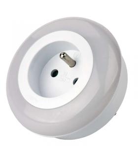 Lampka nocna LED do gniazdka 230V, 3x LED EMOS P3307