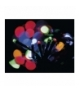 Lampki choinkowe 120 LED 12m MULTIKOLOR, timer EMOS ZY0813T
