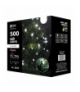 Lampki choinkowe 500 LED 50m CW, timer EMOS ZY0806T