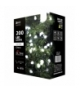 Lampki choinkowe 200 LED kulki 20m CW, timer EMOS ZY0903T