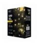 Lampki choinkowe 100 LED 10m WW, timer EMOS ZY1428T