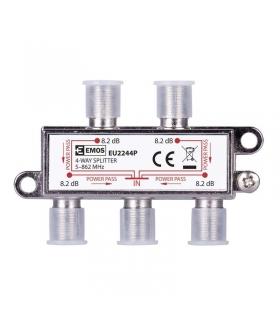 Rozgałęźnik antenowy EU2244P Power Pass EMOS J0004P