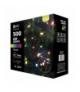 Lampki choinkowe 500 LED 50m MULTIKOLOR, timer EMOS ZY0816T