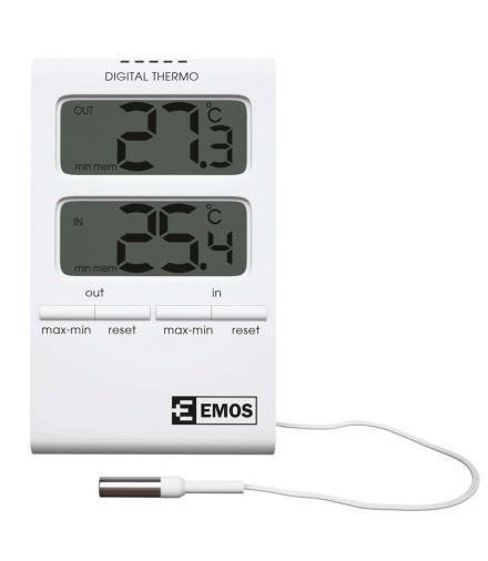 Termometr 02101 EMOS E2100