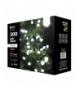 Lampki choinkowe 300 LED kulki 30m CW, timer EMOS ZY1602T