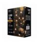 Lampki choinkowe 120 LED 12m VNT, timer EMOS ZY1434T