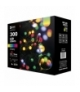 Lampki choinkowe 300 LED kulki 30m MULTIKOLOR, timer EMOS ZY1610T