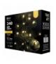 Lampki choinkowe 240 LED 24m WW, timer EMOS ZY1705T