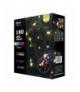 Lampki choinkowe 180 LED 18m, MULTIKOLOR, 8 programów EMOS ZY1452