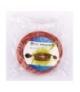 Przedłużacz 1 gniazdo 20m pomarańczowy EMOS P01120