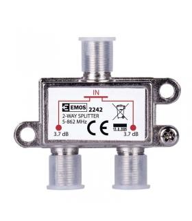 Rozgałęźnik antenowy 2242 EMOS J0002