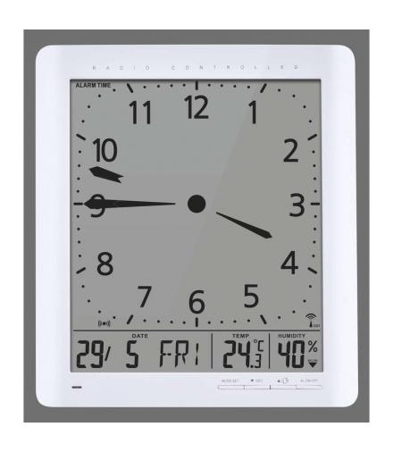 Zegar ścienny E9280 EMOS E9280