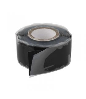 Silikonowa taśma samowulkanizująca 25mm / 3m czarna EMOS F52503
