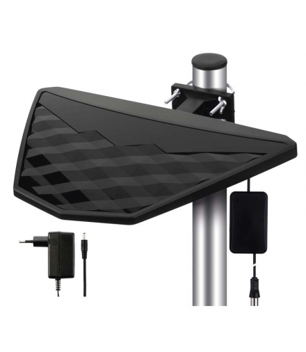 Antena zewnętrzna BEN-Dio2, 48 dBi, filtr LTE/4G EMOS J0674