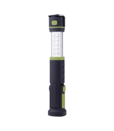 Lampa warsztatowa 12 LED SMD + 6 LED ładowalna EMOS P4516