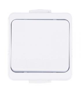 Wyłącznik schodowy 1P IP44 biały EMOS A5710.0
