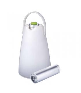 Lampa kempingowa LED 2 W 1 3x AAA EMOS P4005