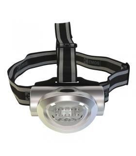 Latarka czołowa 8 LED 3x AAA EMOS P3508