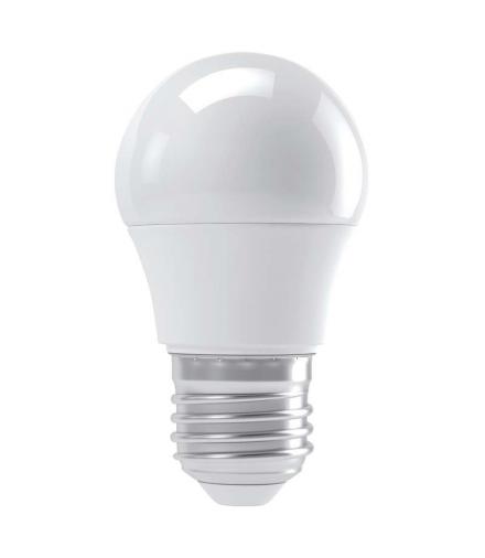 Żarówka LED mini globe 3W E27 ciepła biel EMOS ZL3901