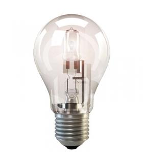 Żarówka halogenowa Eco A55 42W E27 ciepła biel ściemnialna EMOS ZE0703