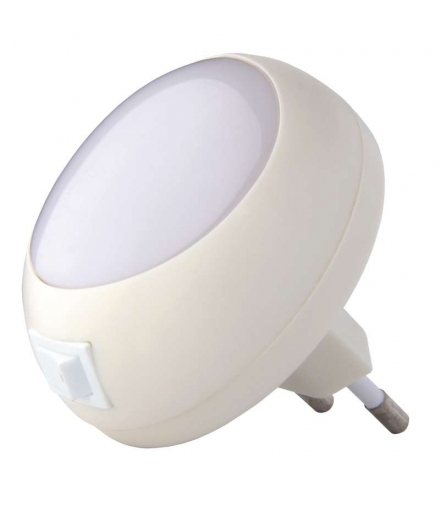 Lampka nocna LED do gniazdka 230V, 5x LED EMOS P3302