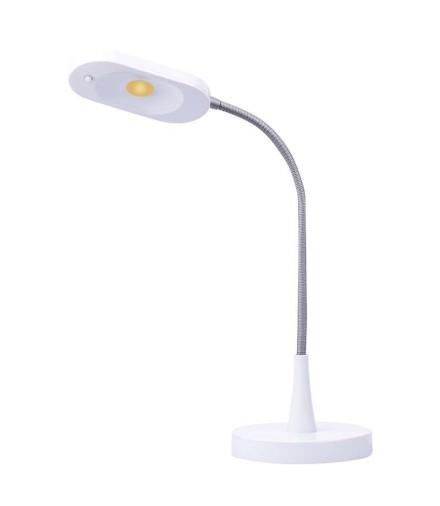 Lampa biurkowa LED HT6105 biała EMOS Z7523W
