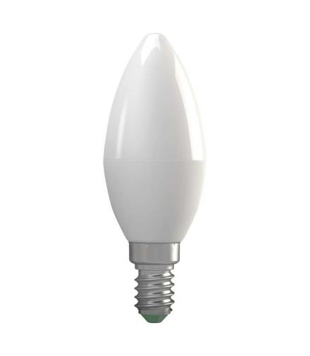 Żarówka LED candle 6W E14 ciepła biel EMOS ZL4102