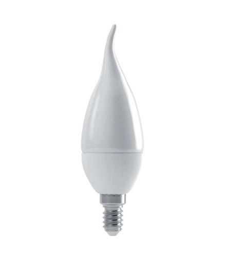Żarówka LED candle Tail 6W E14 ciepła biel EMOS ZL4111