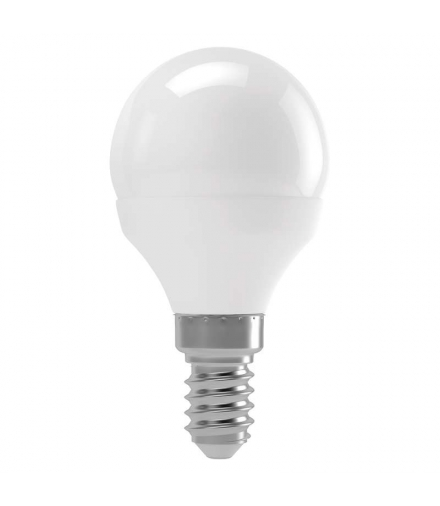 Żarówka LED mini globe 6W E14 ciepła biel EMOS ZL3904