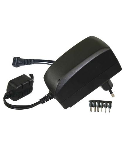 Zasilacz impulsowy 2250mA z wymiennymi końcówkami EMOS N3013