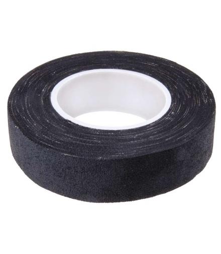 Taśma izolacyjna tekstylna 19mm / 15m czarna EMOS F6910