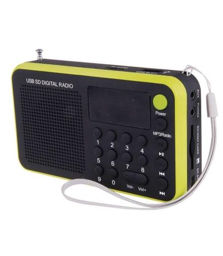 Radio EMOS 1505 żółte EMOS E0064