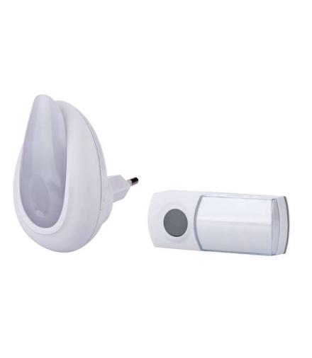Dzwonek bezprzewodowy AC P5725 z lampką EMOS P5725