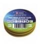 Taśma izolacyjna PVC 15mm / 10m żółto-zielona EMOS F615152