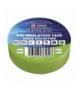 Taśma izolacyjna PVC 19mm / 20m zielona EMOS F619292