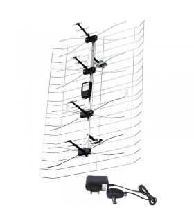Antena zewnętrzna ASP-30, 45 dBi, filtr LTE/4G EMOS J0666