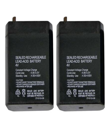 Akumulator 4V 0,7 AH DO P4507, P4510 EMOS B9662 2 sztuki
