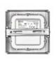 Oprawa LED kwadratowa 6W IP20 neutralna biel EMOS ZM6222