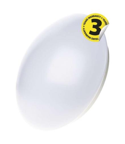 Oprawa LED okrągła Cori 18W IP44 ciepła biel EMOS ZM3302