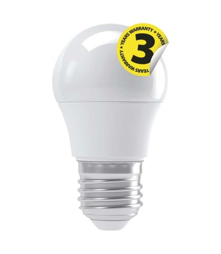 Żarówka LED Classic mini globe 4W E27 neutralna biel EMOS ZQ1111