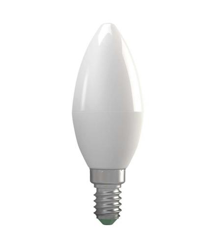 Żarówka LED candle 8W E14 ciepła biel EMOS ZL4115