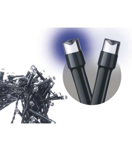 Lampki choinkowe 120 LED świetliki 12m IP44 CW/WW, timer EMOS ZY1909T