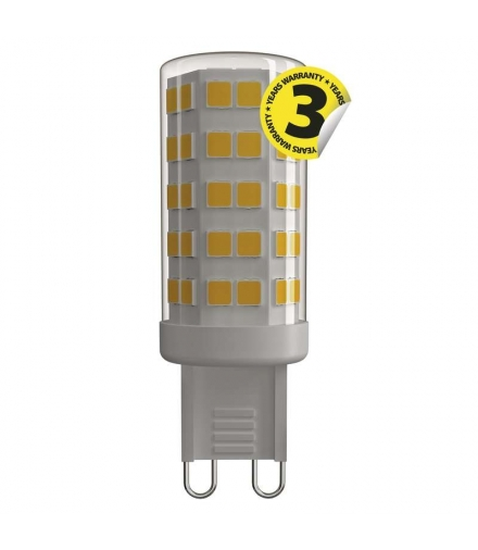 Żarówka LED Classic JC A++ 4,5W G9 ciepła biel EMOS ZQ9540