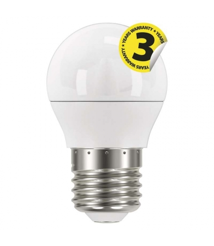 Żarówka LED Classic mini globe 6W E27 neutralna biel EMOS ZQ1121